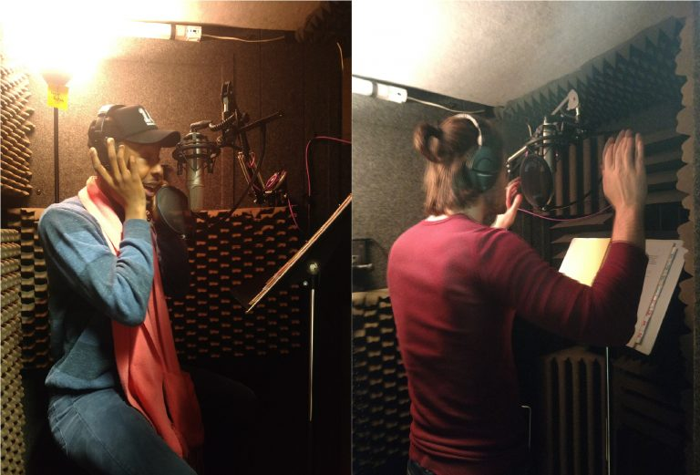 sound-recording